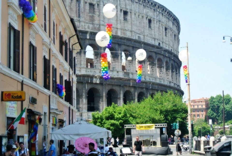 Expo Turismo Gay Roma
